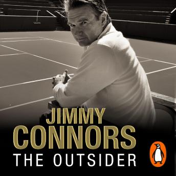 Outsider: My Autobiography, Jimmy Connors