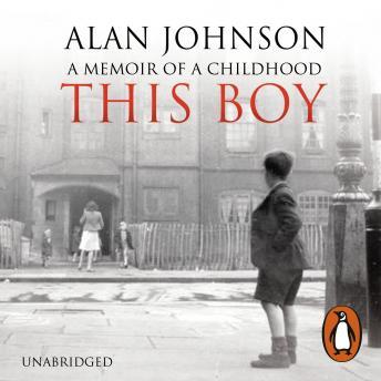 This Boy, Alan Johnson