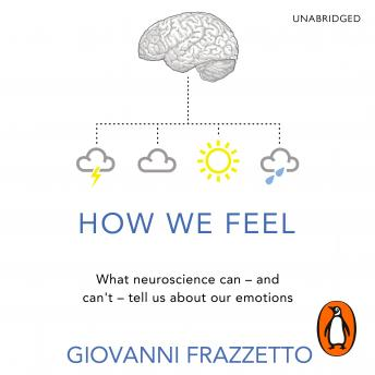 How We Feel, Giovanni Frazzetto