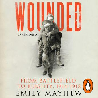 Download Wounded: From Battlefield to Blighty, 1914-1918 by Emily Mayhew