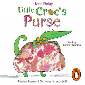 Little Croc's Purse, Lizzie Finlay