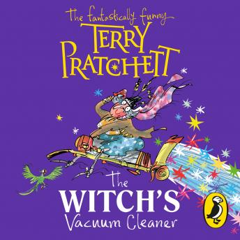 Witch's Vacuum Cleaner: And Other Stories, Terry Pratchett
