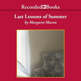 Last Lessons of Summer, Margaret Maron