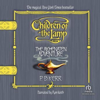 Children of the Lamp, P.B. Kerr