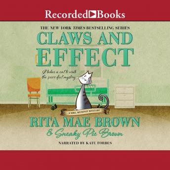 Claws and Effect, Sneaky Pie Brown , Rita Mae Brown