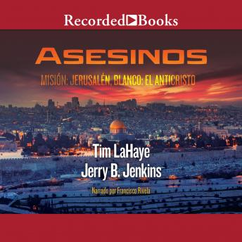 Asesinos (Assassins): Mision: Jerusalem, Blanco: El Anticristo