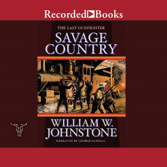 Savage Country, William W. Johnstone