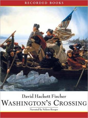 Washington's Crossing, David Hackett Fischer