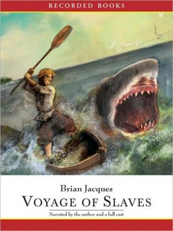 Voyage of Slaves: A Tale From Castaways of the Flying Dutchman, Brian Jacques