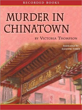Murder in Chinatown, Victoria Thompson