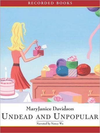 Undead and Unpopular, MaryJanice Davidson