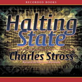 Download Halting State by Charles Stross