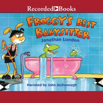Froggy's Best Babysitter, Jonathan London