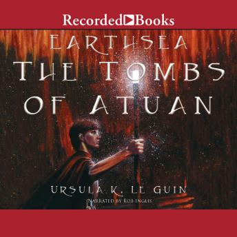 The Tombs of Atuan, Ursula K. Le Guin