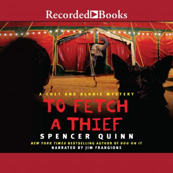 To Fetch a Thief, Audio book by Spencer Quinn