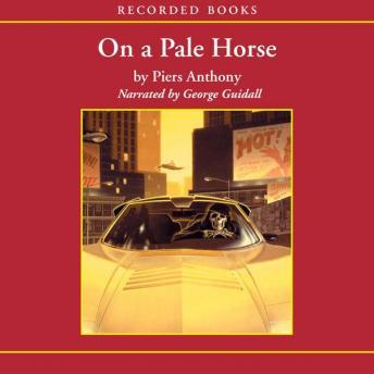 On a Pale Horse: Book 1 of Incarnations of Immortality, Anthony Piers