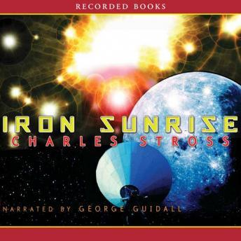 Iron Sunrise, Charles Stross
