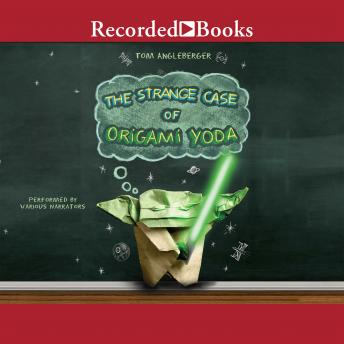 Strange Case of Origami Yoda, Tom Angleberger