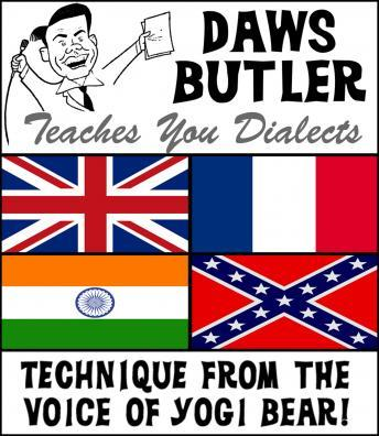 Daws Butler Teaches You Dialects: Lessons from the Voice of Yogi Bear!