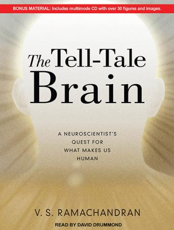 Tell-Tale Brain: A Neuroscientist's Quest for What Makes Us Human, Audio book by V. S. Ramachandran