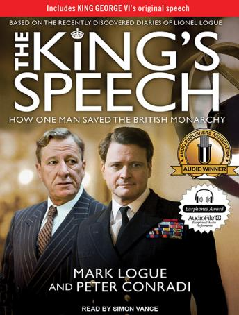 King's Speech: How One Man Saved the British Monarchy sample.