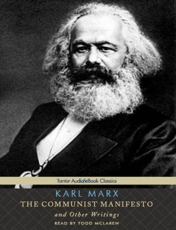 Communist Manifesto and Other Writings, Karl Marx