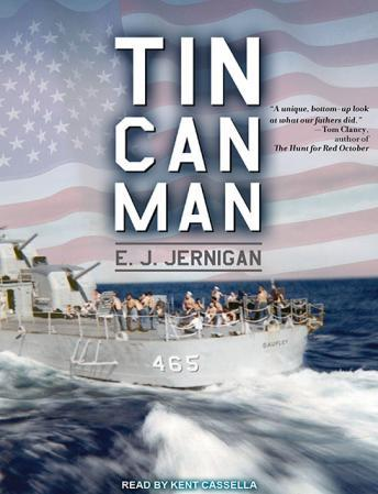 Tin Can Man, E. J. Jernigan