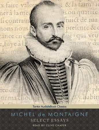 Select Essays, Michel Montaigne