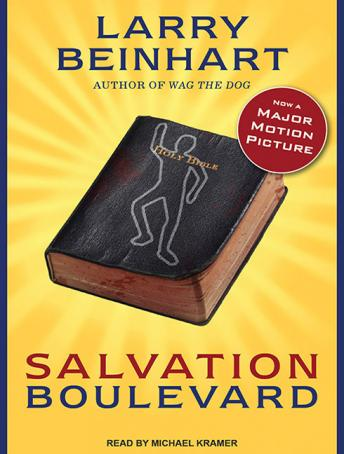 Salvation Boulevard: A Novel, Larry Beinhart