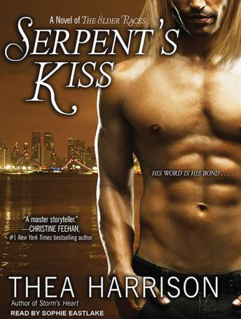 Serpent's Kiss, Thea Harrison