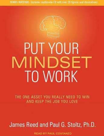 Put Your Mindset to Work: The One Asset You Really Need to Win and Keep the Job You Love, James Reed, Paul G. Stoltz