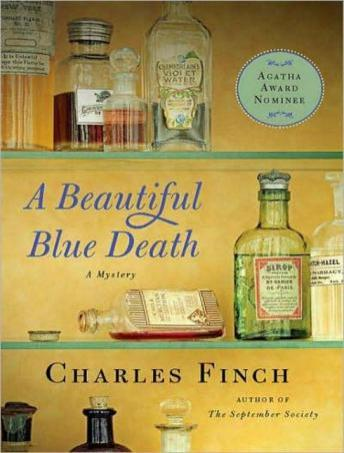 Download A Beautiful Blue Death by Charles Finch