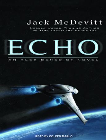Listen To Echo By Jack Mcdevitt At Audiobooks