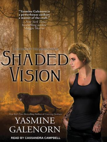Shaded Vision, Yasmine Galenorn