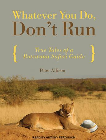 Download Whatever You Do, Don't Run: True Tales of a Botswana Safari Guide by Peter Allison