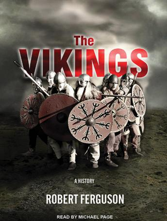 Download Vikings: A History by Robert Ferguson
