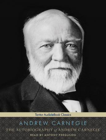 Autobiography of Andrew Carnegie sample.
