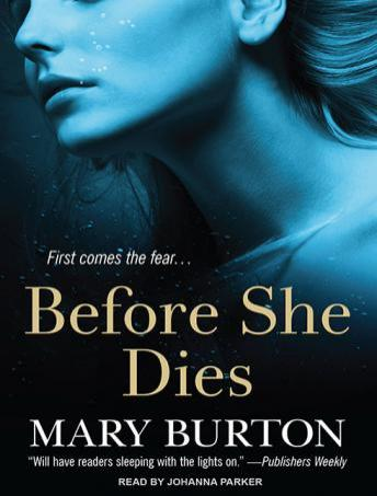 Download Before She Dies by Mary Burton