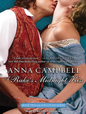 Rake's Midnight Kiss, Anna Campbell