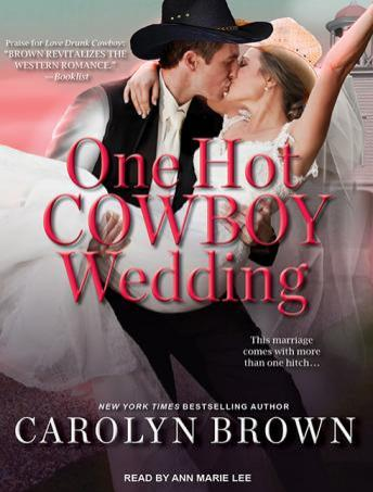 One Hot Cowboy Wedding