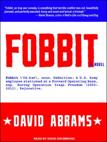 Fobbit, David Abrams