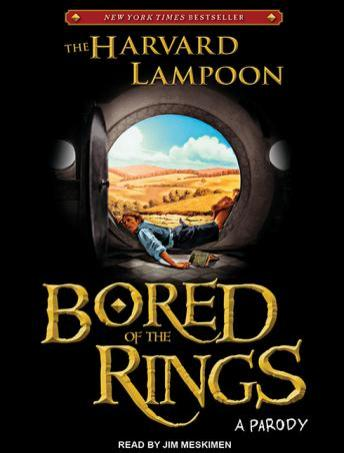 Bored of the Rings: A Parody, The Harvard Lampoon