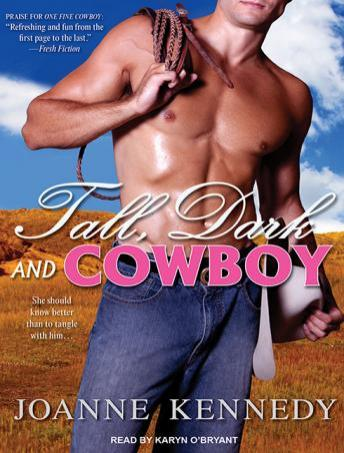 Tall, Dark and Cowboy, Joanne Kennedy