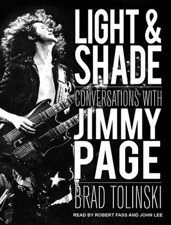 Download Light & Shade: Conversations With Jimmy Page by Brad Tolinski