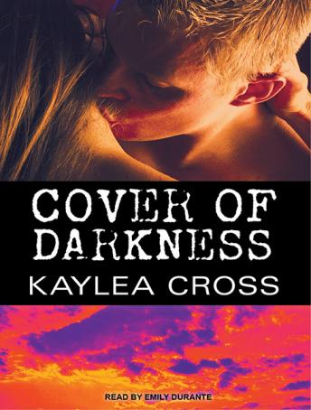 Cover of Darkness, Kaylea Cross