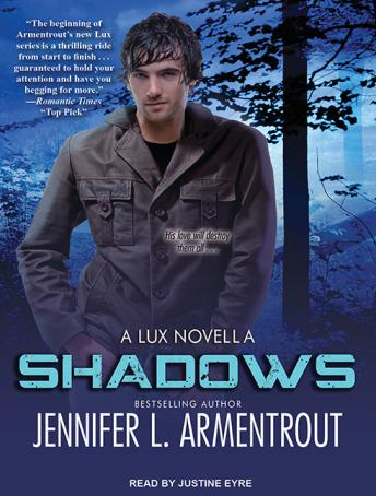 Shadows, Jennifer L. Armentrout