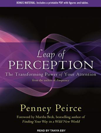 Leap of Perception: The Transforming Power of Your Attention, Penney Peirce