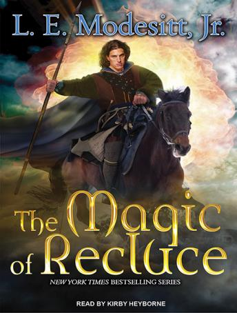 Magic of Recluce, L. E. Modesitt, Jr.
