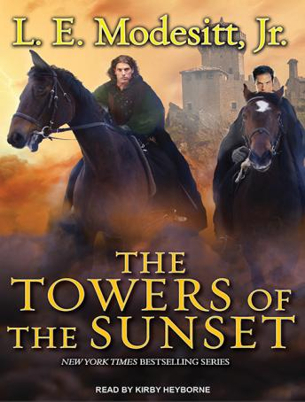 Towers of the Sunset, L. E. Modesitt Jr.