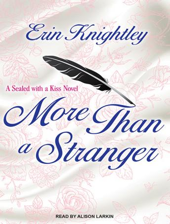 More Than a Stranger, Erin Knightley